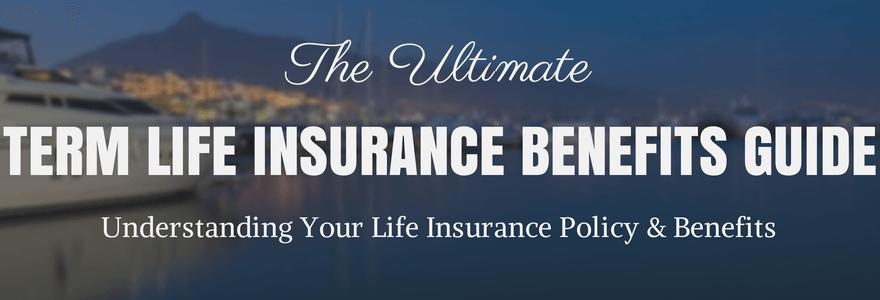 term life insurance benefits